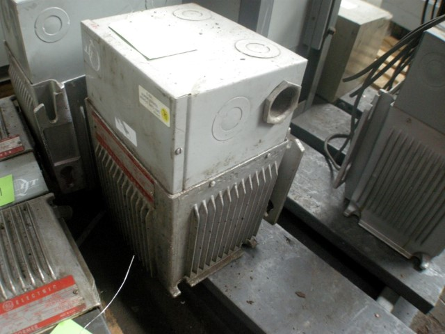 General Electric 10 kVA Single Phase Transformer