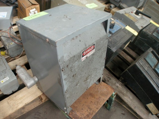 Square D 25 kVA Single Phase Transformer