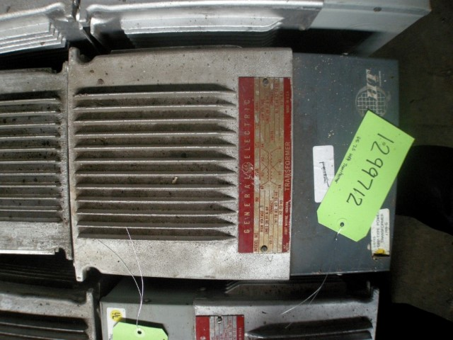General Electric 7.5 kVA Single Phase Transformer