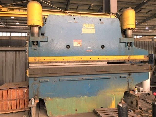 300 Ton x 14' Pacifc Hydraulic Press Brake