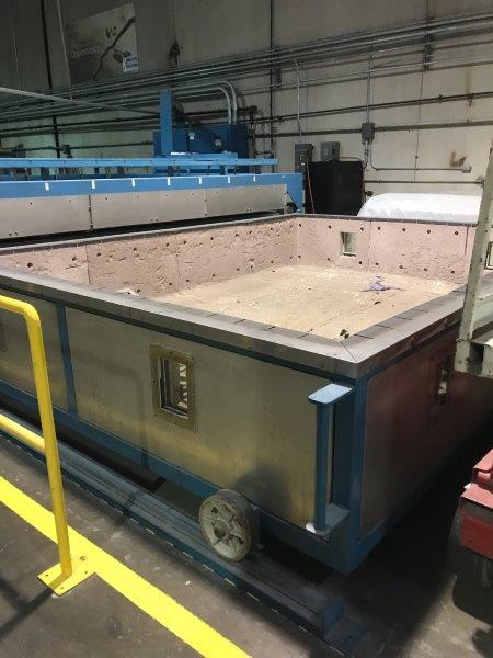 Casso-Solar Corp. Bending Oven