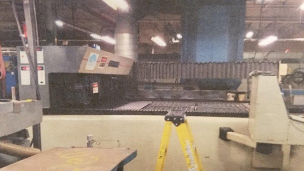 2000-Watt Cincinnati CL6 5' x10' Laser