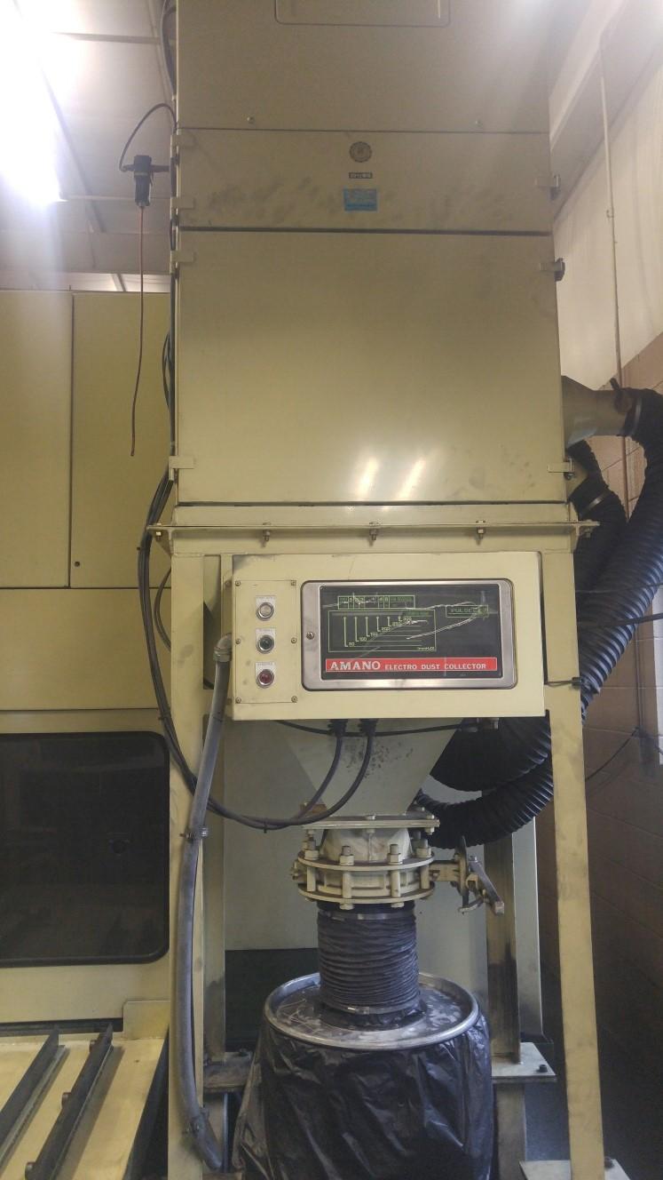 Makino SNC 106 CNC Carbon Mill