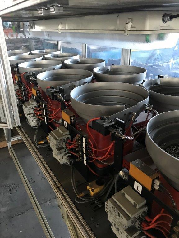 Amada Bowl Feeder System