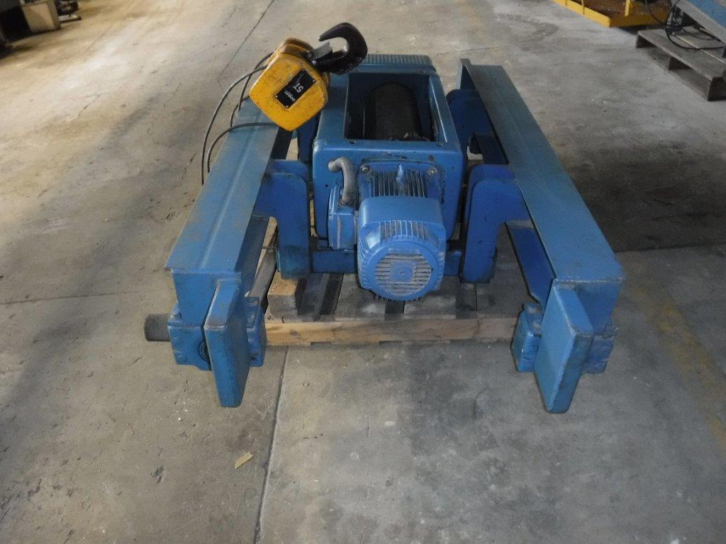 5 Ton Demag Hoist