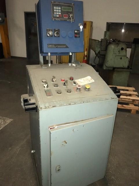 150 Ton Minster P2-150-48 Straight Side Press