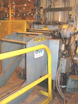 "10,000 lb x 24"" CWP Servo Feed Line"