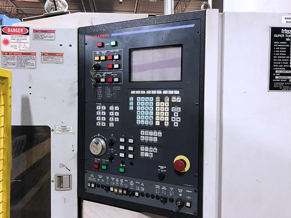 Mazak Super Turbo-510 II Laser