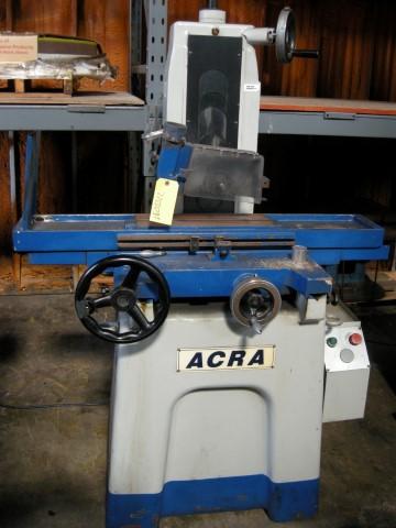"6"" x 18"" Acra 618B Horizontal Surface Grinder"