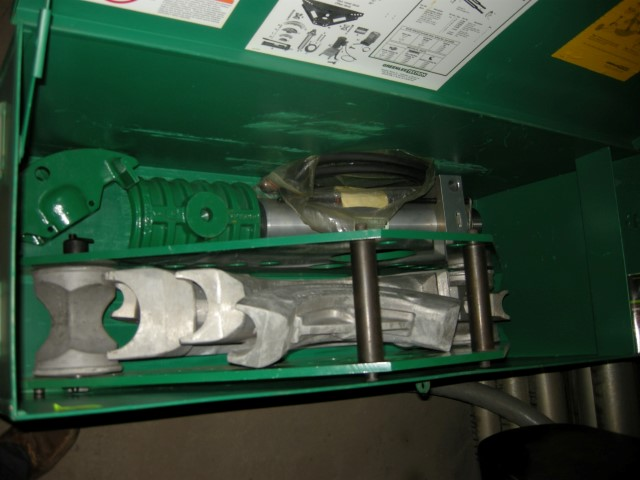 "GreenLee 884/885  1-1/4"" - 5"" Portable Hydraulic Bender"