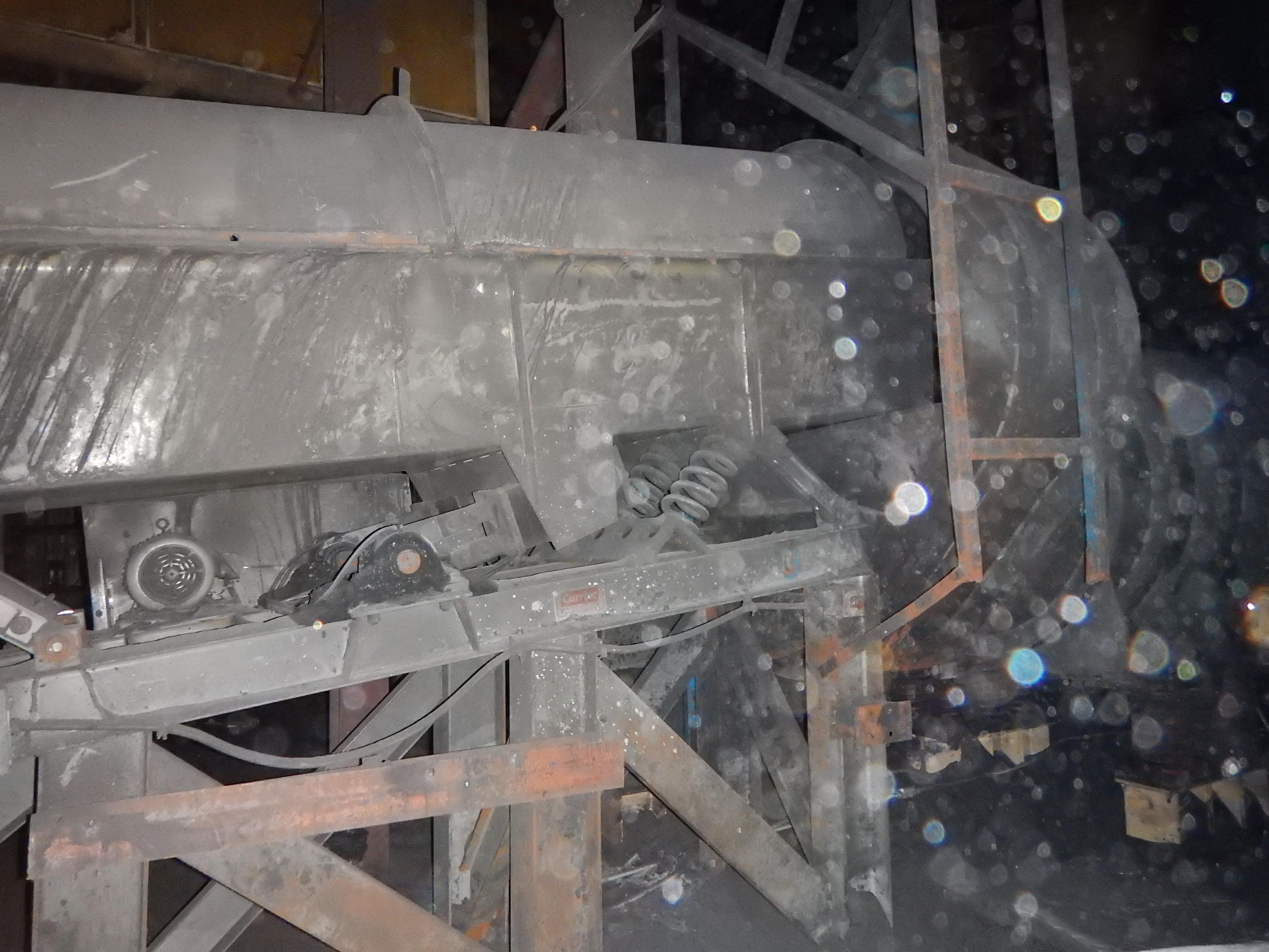 Carrier Osciallating Conveyor