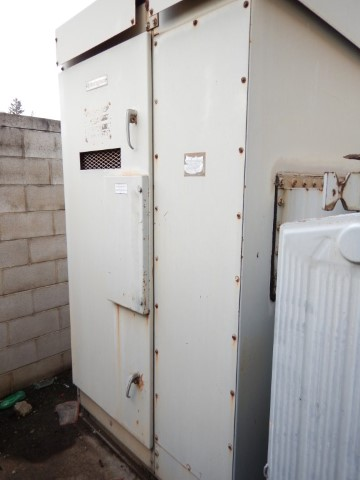 RTE Transformer w/ Westinghouse Switchgear