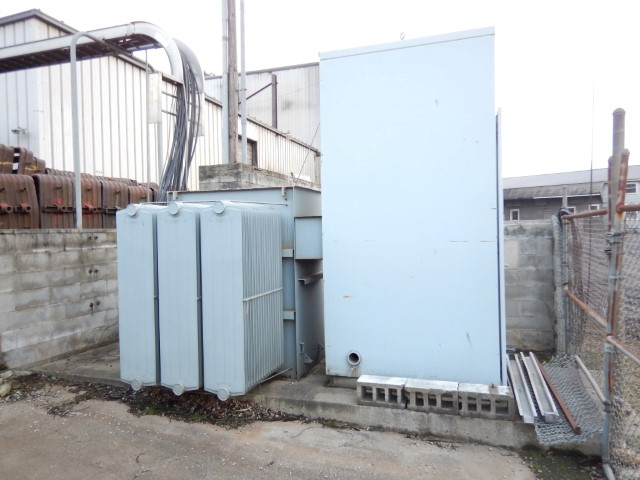 1998 Transformer 1680 KVA (1998) with Square D Switchgear