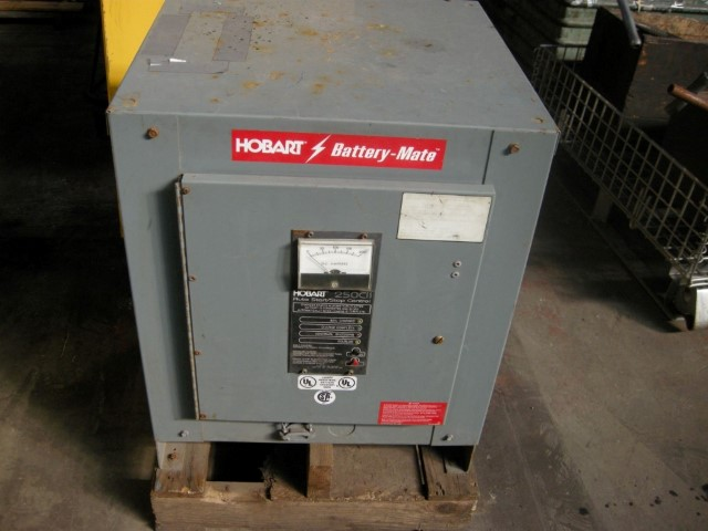 48 Volt Hobart Battery Charger