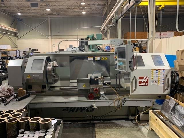 Haas TL-3B FLatbed CNC Lathe