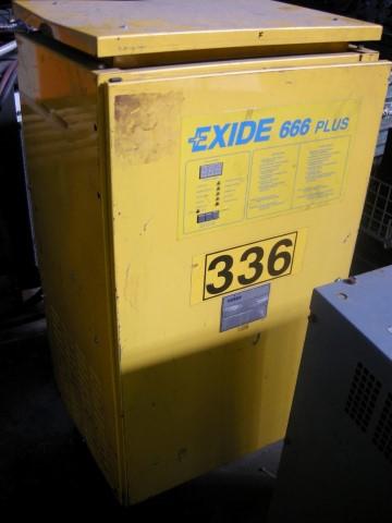 36 Volt Exide 666 Battery Charger