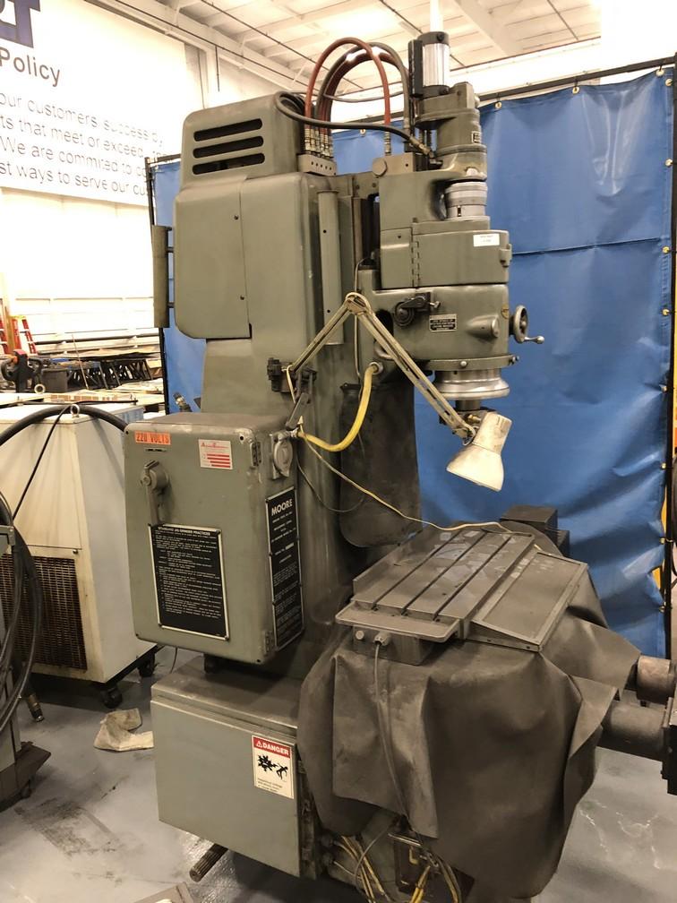 MOORE G18 CNC Jig Grinder