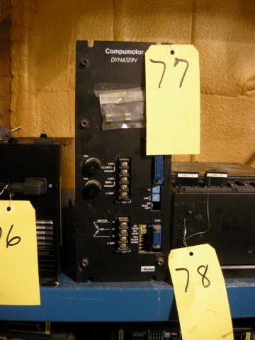 Compumotor Dynaserv Model SD1030B2 DB Servo Actuator