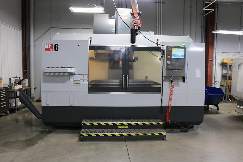 Haas Vf-6/50 CNC Vertical Machining Center