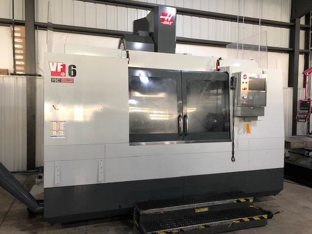 Haas VF-6/40 CNC Vertical Machining Center