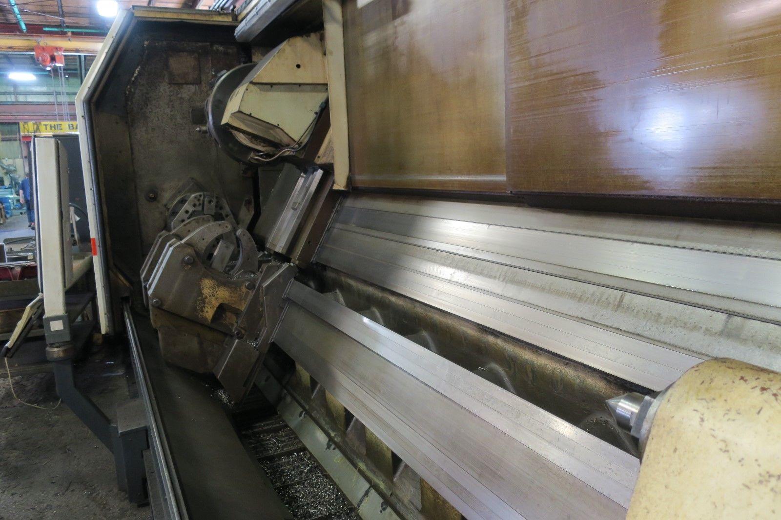 "Heyligenstaedt Heynumat 21U/6000 CNC Slant Bed Lathe 28""x238"