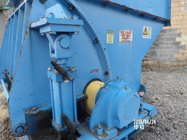 Williams 400XL Industrial Shredder