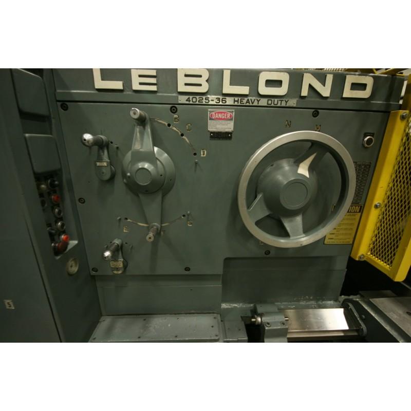 "LeBlond Model 4025-36NK 50"" x 300"" Lathe"