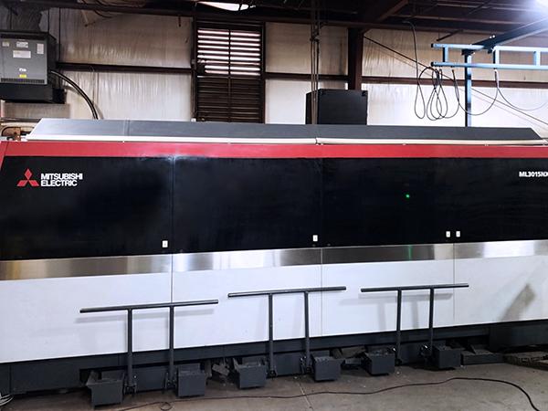 Mitsubushi ML3015 NX F-40 Fiber Laser