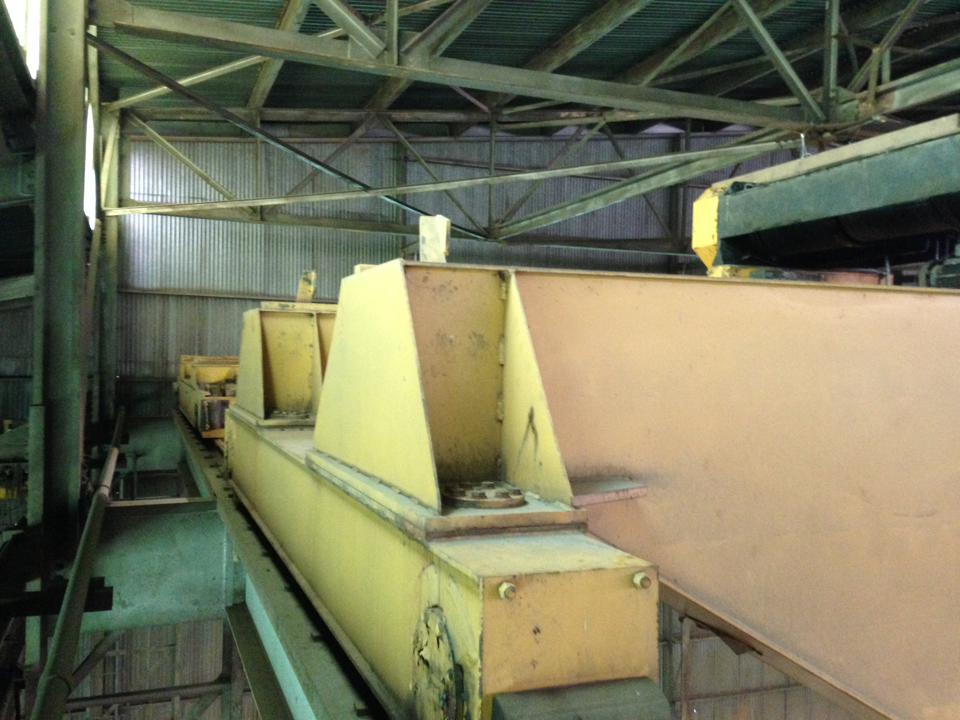 30 Ton Whiting Overhead Bridge Crane