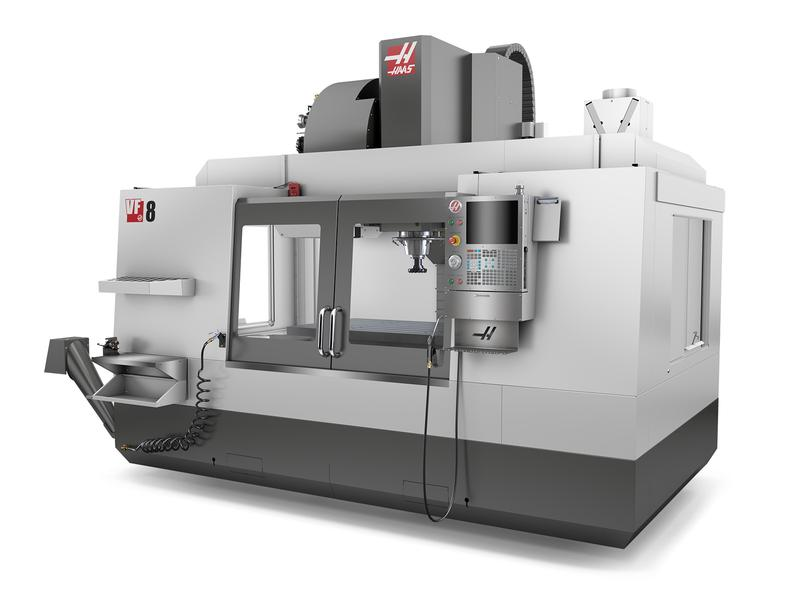 HAAS VF-8/40 CNC Vertical Machining Center