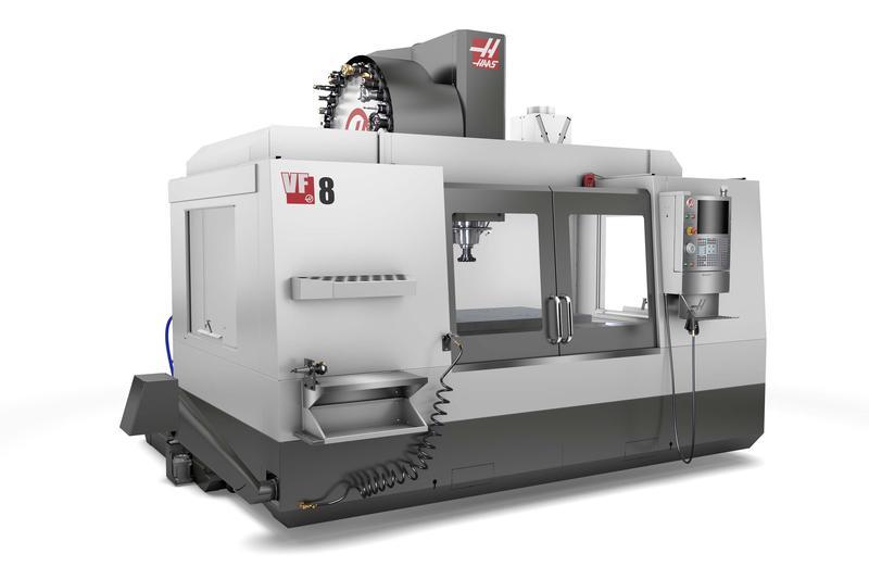 HAAS VF-8/40 CNC Vertical Machining Center