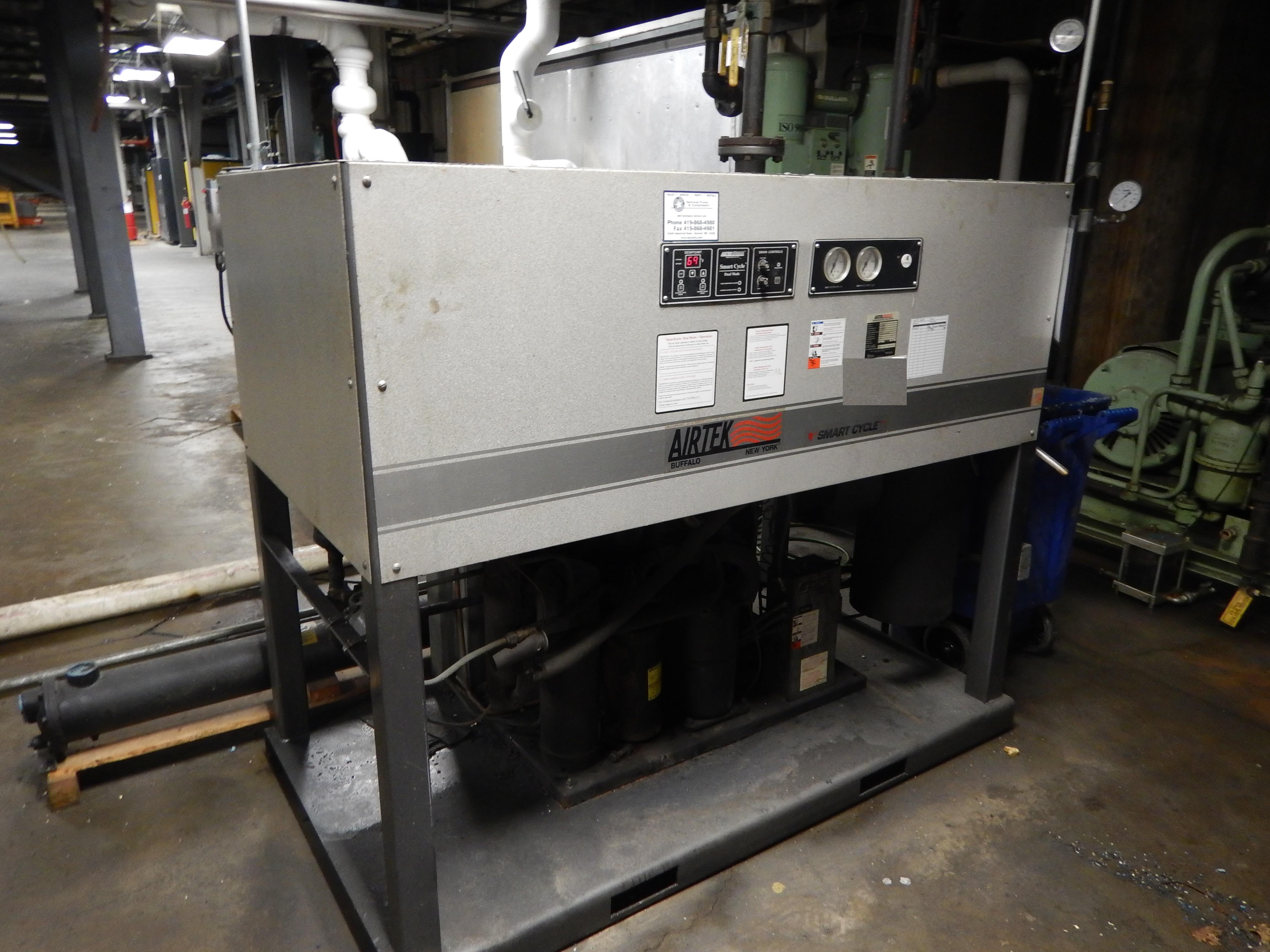 Airtek SC 800 Refrigerated Air Dryer