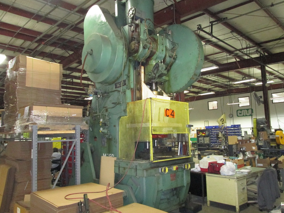 250-Top Niagara M250 OBI Press