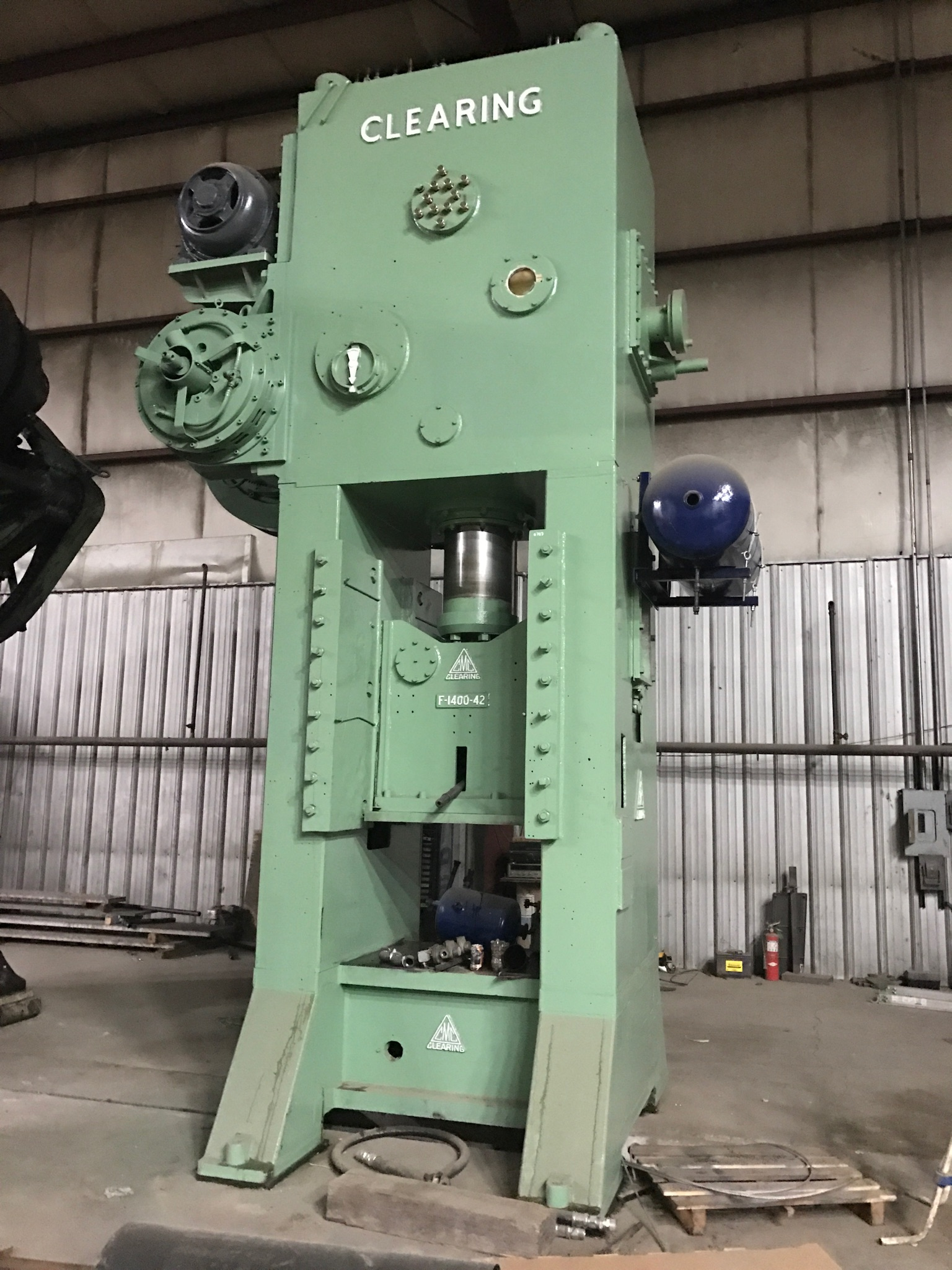 400-Ton Clearing SSSC F1400-42