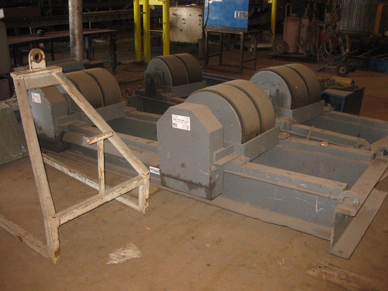 60 Ton Joe Fuller Tank Turning Rolls