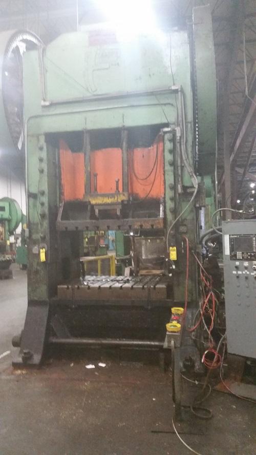 350-Ton Cleveland SSDC Press 60