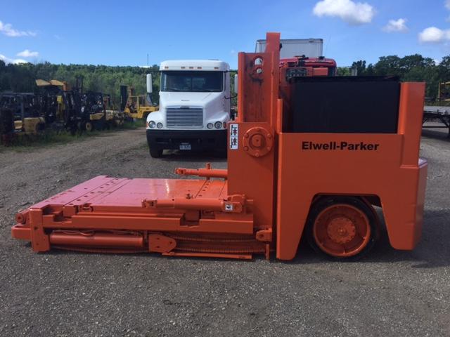 Elwell-Parker 60,000 # Die Truck