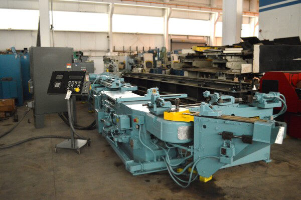 #3 Pines Model 3A Horizontal CNC Tube Bender