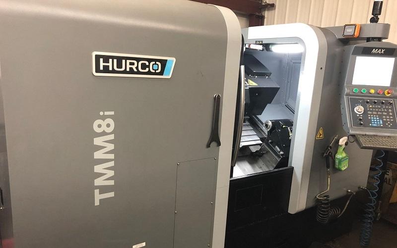 Hurco TMM8i CNC Lathe