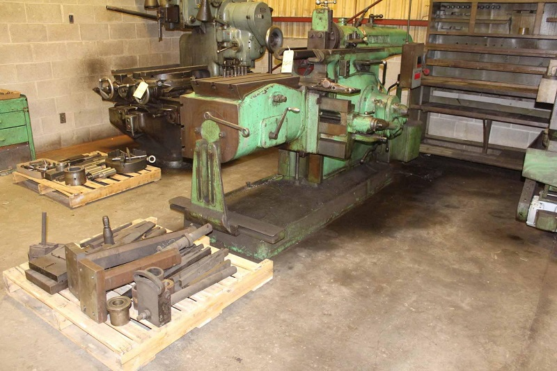 "36"" Cincinnati Heavy Duty Shaper"