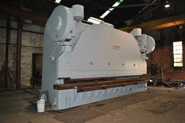 1000 Ton x 24' Cincinnati Model 36 Mechanical Press Brake