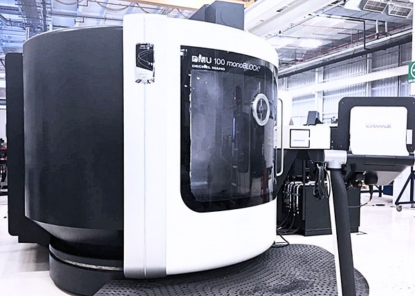 DMG Mori DMU 100 MonoBlock 5-Axis, Plus Machining Center