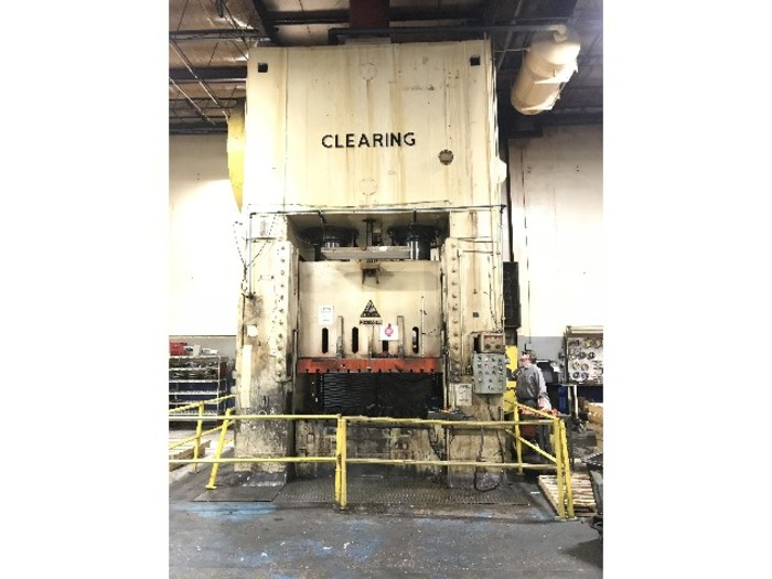2000 Ton Clearing F2000-84
