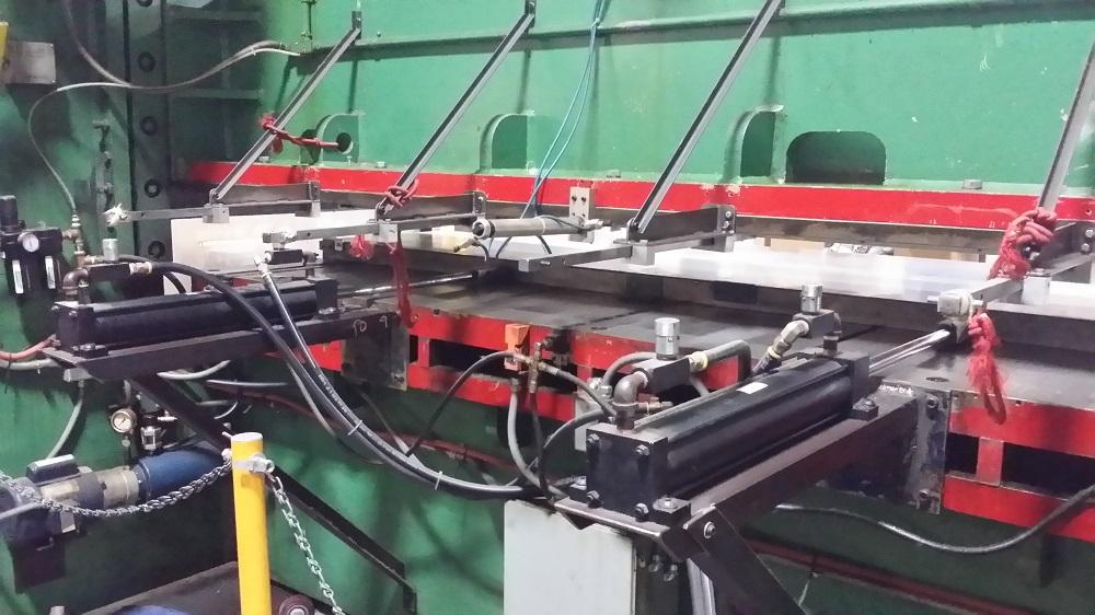 100 Ton Chicago Dreis & Krump Press