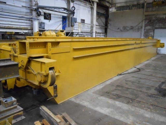 153/50 Ton Alliance Overhead Bridge Crane
