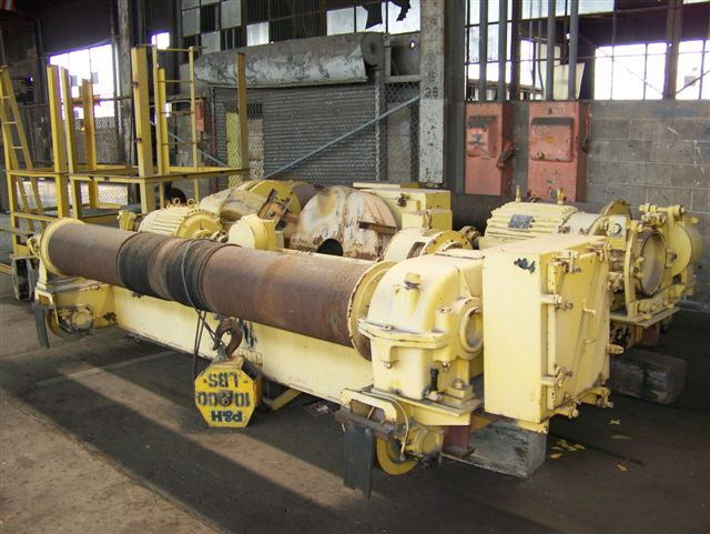 25/5 Ton P&H Overhead Bridge Crane