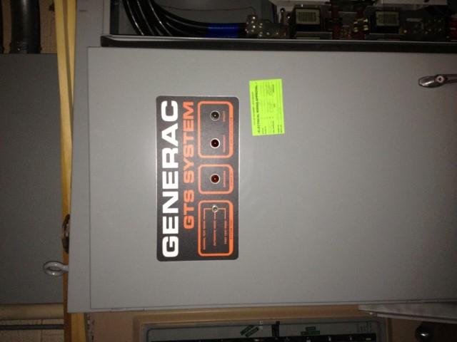 300 kW Generac Diesel Generator