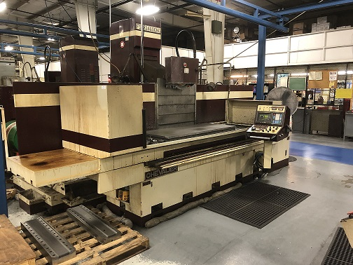 "24"" x 60"" FSG2460 CNC CHEVALIER SURFACE GRINDER. STOCK # 2100518"