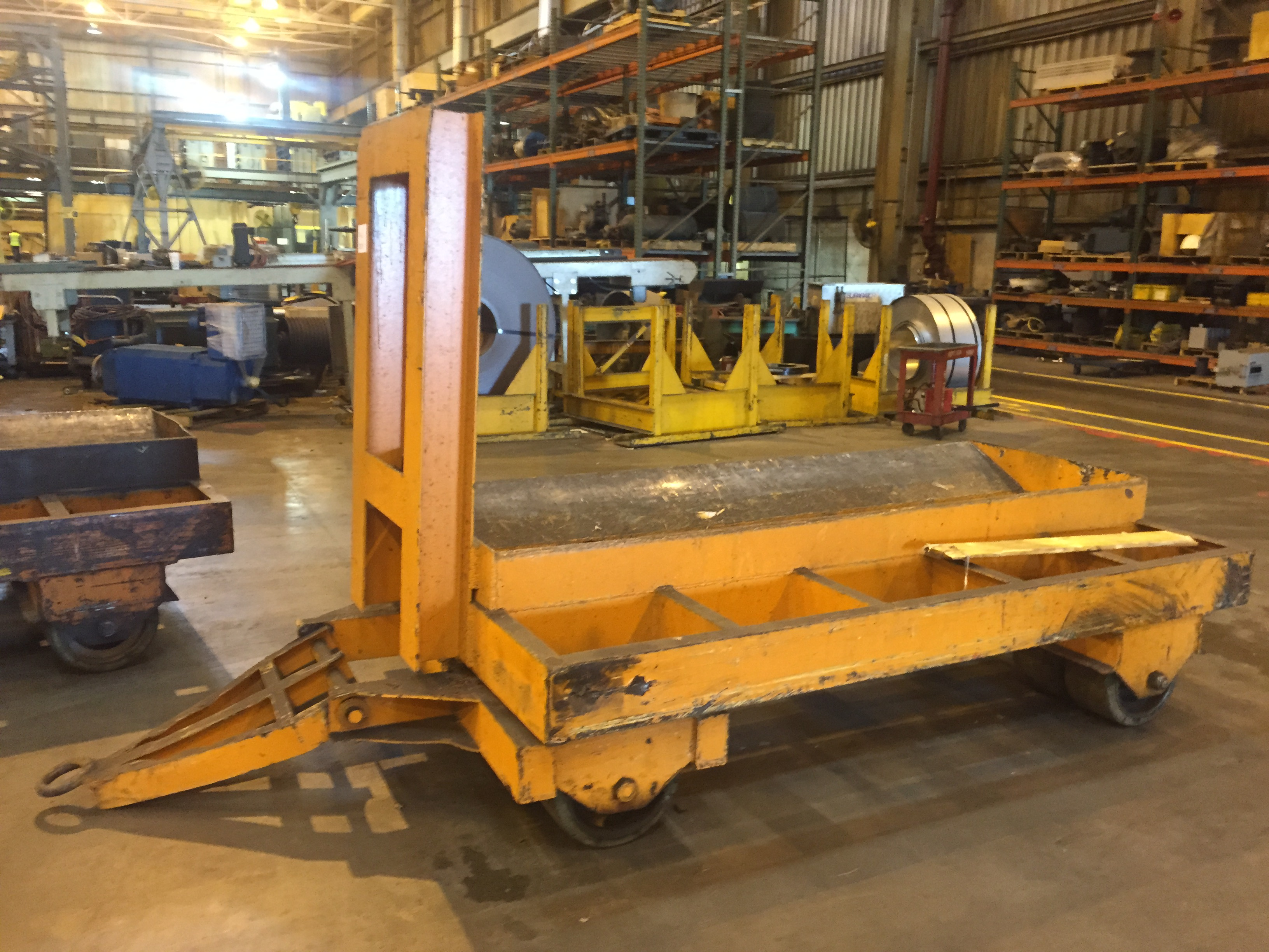 50,000 lb Transfer Double Coil Carts