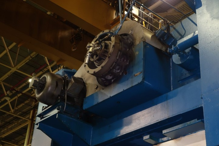 300 Ton Verson SE4-300-108-84 Press